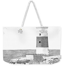 Europa Point Lighthouse Weekender Tote Bag