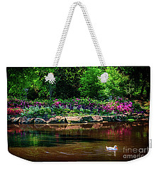 Eutopia At The Muskogee Azalea Festival Weekender Tote Bag by Tamyra Ayles