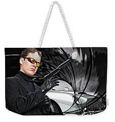 Evan Bremer Weekender Tote Bag