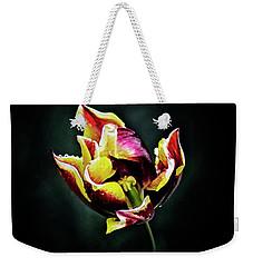 Evanescent Weekender Tote Bag by Agnieszka Mlicka