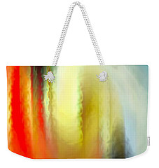 Evanescent Emotions Weekender Tote Bag