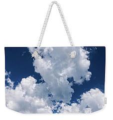 Evanescent Water Vapor  Weekender Tote Bag by Bijan Pirnia