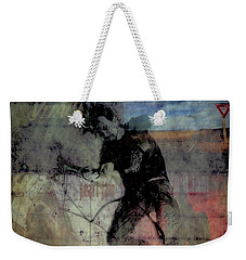Even Flow Weekender Tote Bag by Joel Witmeyer