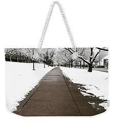 Winter Walks  Weekender Tote Bag
