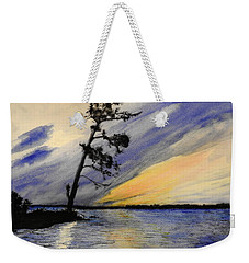 Evening At Petrie Island Weekender Tote Bag by Betty-Anne McDonald