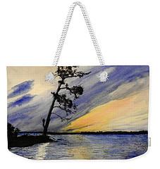 Evening At Petrie Island Weekender Tote Bag