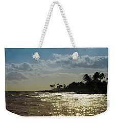 Evening At Poipiu Kauai Weekender Tote Bag