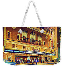 Evening At The Jefferson Weekender Tote Bag
