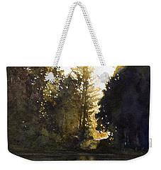 Evening Weekender Tote Bag