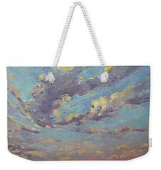Evening Dance Weekender Tote Bag
