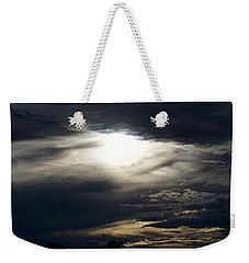 Evening Eye Weekender Tote Bag