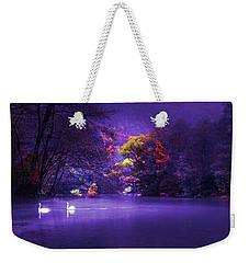 Evening Falling - Bosna River Weekender Tote Bag