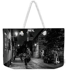 Evening In Bergheim Weekender Tote Bag
