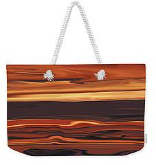 Evening In Ottawa Valley 1 Weekender Tote Bag