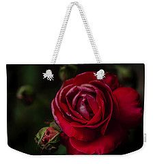 Evening In The Garden Weekender Tote Bag