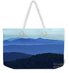Oregon Blues  Weekender Tote Bag
