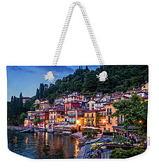 Evening In Varenna Weekender Tote Bag