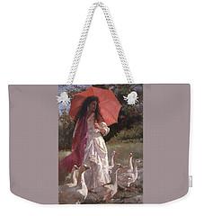 Evening Interlude Weekender Tote Bag