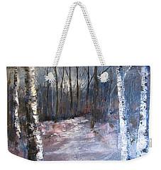 Evening Medow Weekender Tote Bag