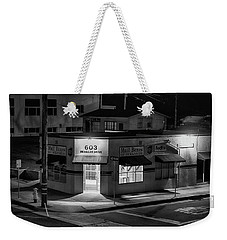 Evening On Seagaze Weekender Tote Bag by Hugh Smith