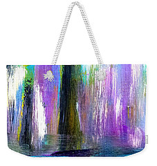 Evening Sail Weekender Tote Bag