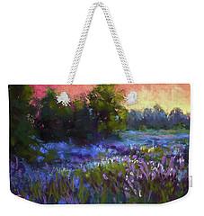 Evening Serenade Weekender Tote Bag