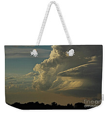 Evening Sky Weekender Tote Bag