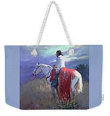 Evening Solitude L. E. P. Weekender Tote Bag