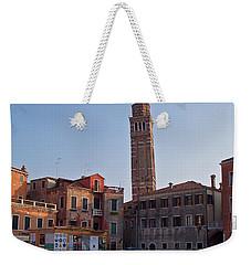 Evening Sun. Venice. Weekender Tote Bag