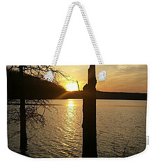 Evening Thoughts Weekender Tote Bag