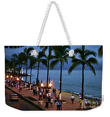Evenings On The Malecon Weekender Tote Bag