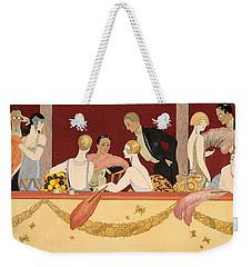 Eventails Weekender Tote Bag
