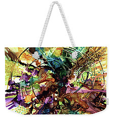 Ever Expanding Universe Weekender Tote Bag