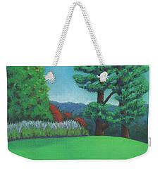 Ever Green Weekender Tote Bag