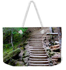 Ever On And On Weekender Tote Bag by Sean Griffin