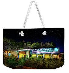 Everglades Gatorland Weekender Tote Bag by Mark Andrew Thomas