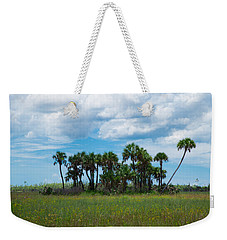 Everglades Landscape Weekender Tote Bag by Christopher L Thomley
