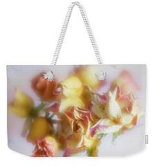 Everlasting Rose Buds Weekender Tote Bag