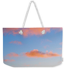 Every Ending Has A New Beginning Weekender Tote Bag