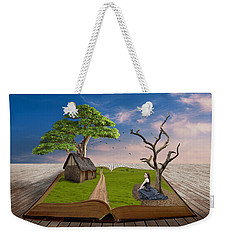Every Picture  Tells A Story Weekender Tote Bag