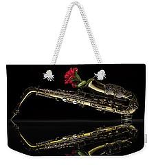 Every Rose Has Its Horn Weekender Tote Bag