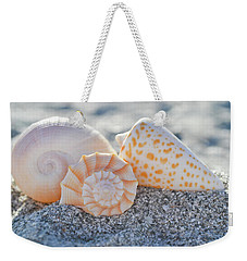 Every Shell Has A Story Weekender Tote Bag