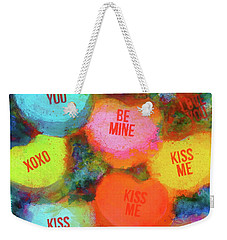 Everyday Valentine Weekender Tote Bag