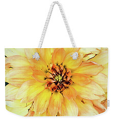 Weekender Tote Bag featuring the photograph Everything Has Beauty by Jessica Manelis