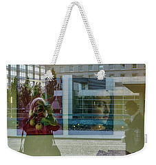 Everything Is Inside Out Weekender Tote Bag