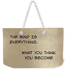 Everything Weekender Tote Bag