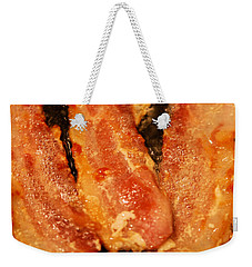 Everything's Better With Bacon Weekender Tote Bag