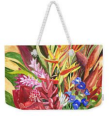 Everywhere There Were Flowers Weekender Tote Bag