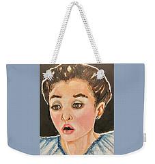 Evgenia Medvedeval Weekender Tote Bag