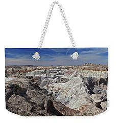Evident Erosion Weekender Tote Bag